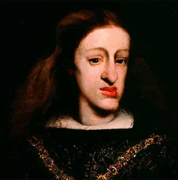 Carlos II el hechizado autopsia anécdotas