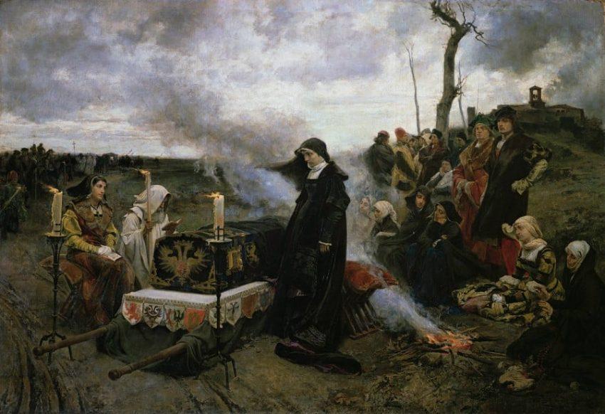 Juana la loca - ¿estaba la reina loca?