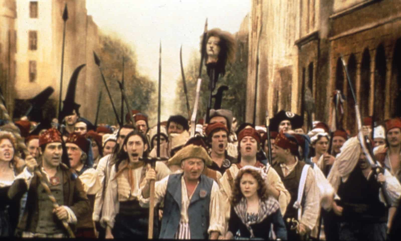 La Revolución Francesa de Privilegiados