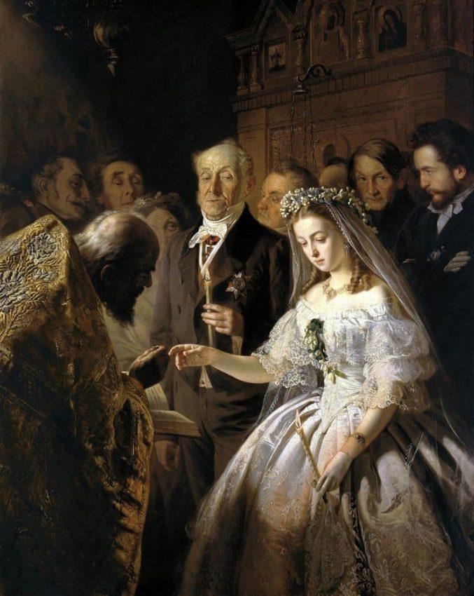Matrimonio y Ley Divina - Matrimonio obligado