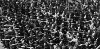 August-Landmesser - hombre que desafío a Hitler