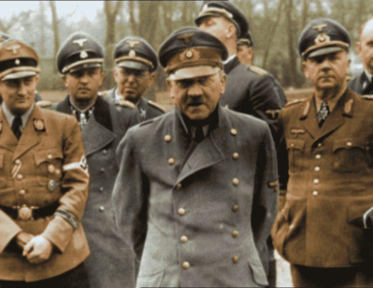 invasión de polonia hitler - Segunda Guerra Mundial