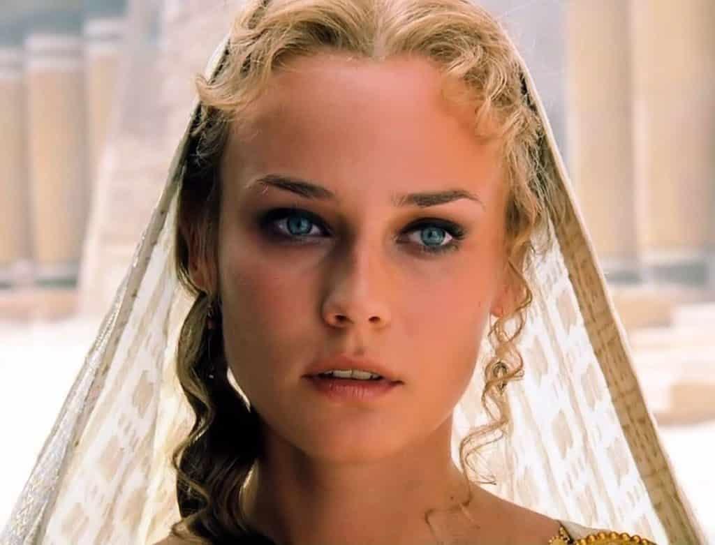 Historia de Helena De Troya película 2003