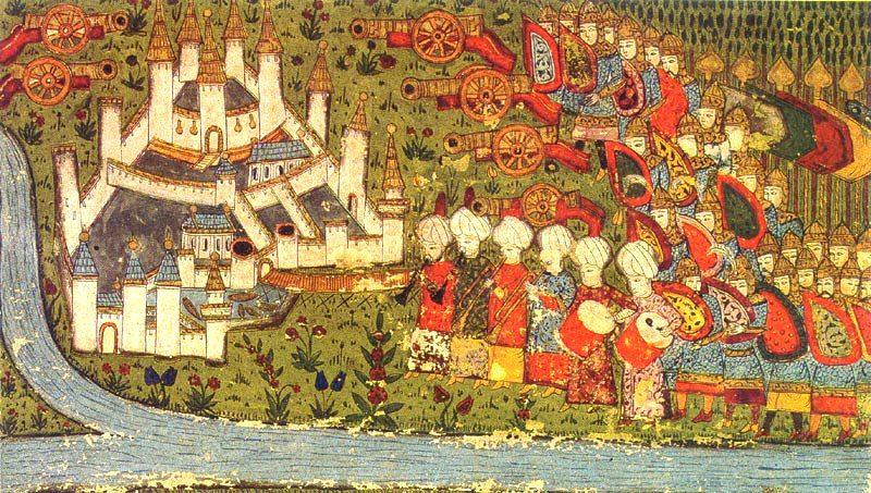 Asedio a Belgrado