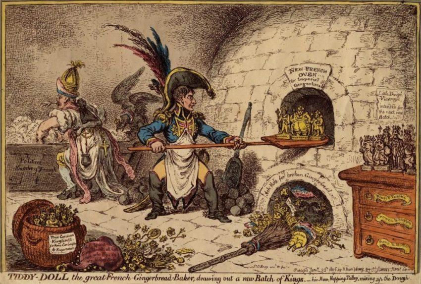 Saqueo francés a España - Guerra de Invasión Napoleónica