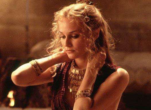 Helena de Troya pelicula - mito de Helena de Troya la traidora