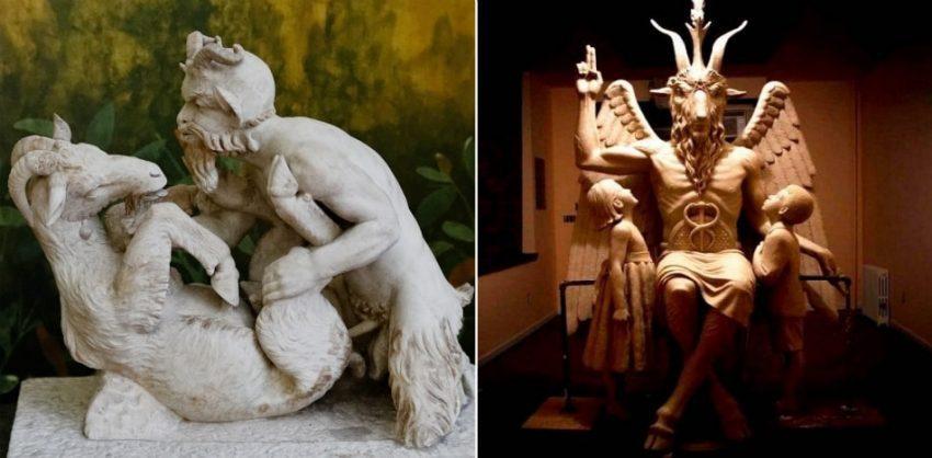 Demonio y Pan - Origen del Diablo