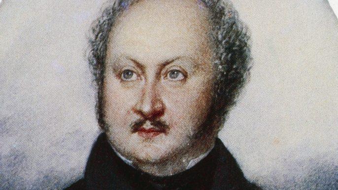 Karl Naundorff, impostor que se hizo pasar por Luis XVII