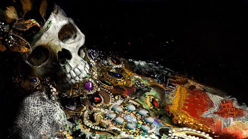 pudridero real de España - Tumbas de reyes de España en el monasterio del Escorial