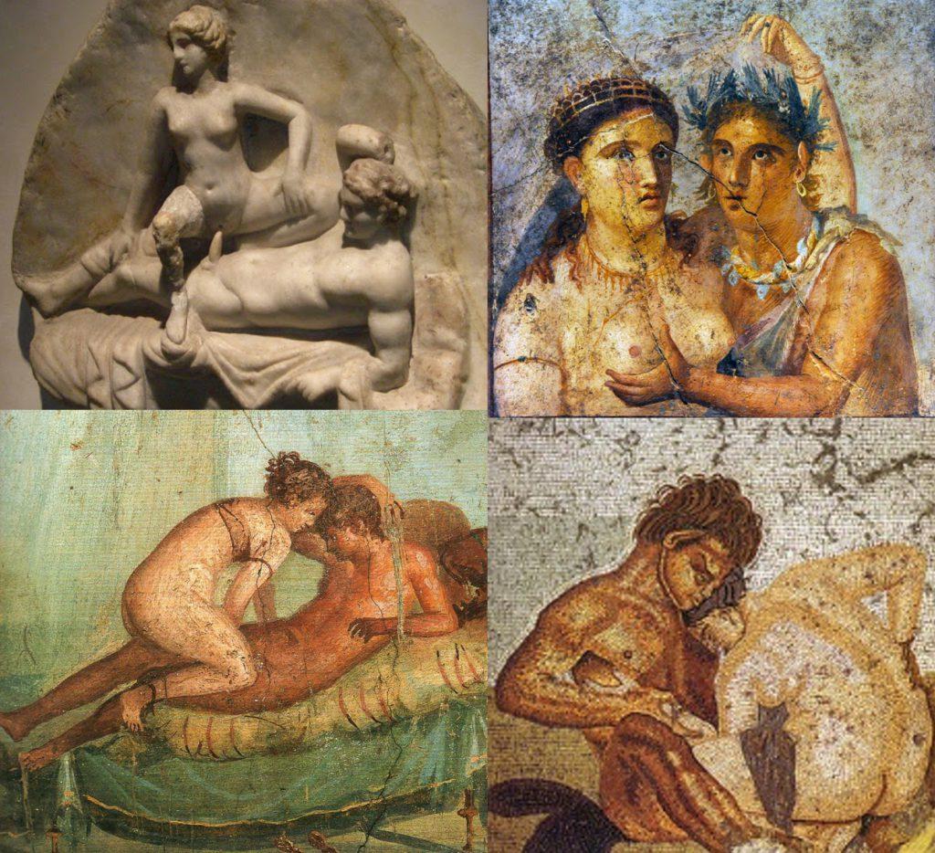 sexo Pompeya prostitución Pompeya