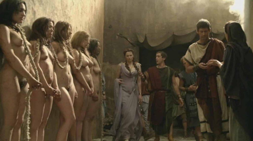 Esclavas prostitutas Roma
