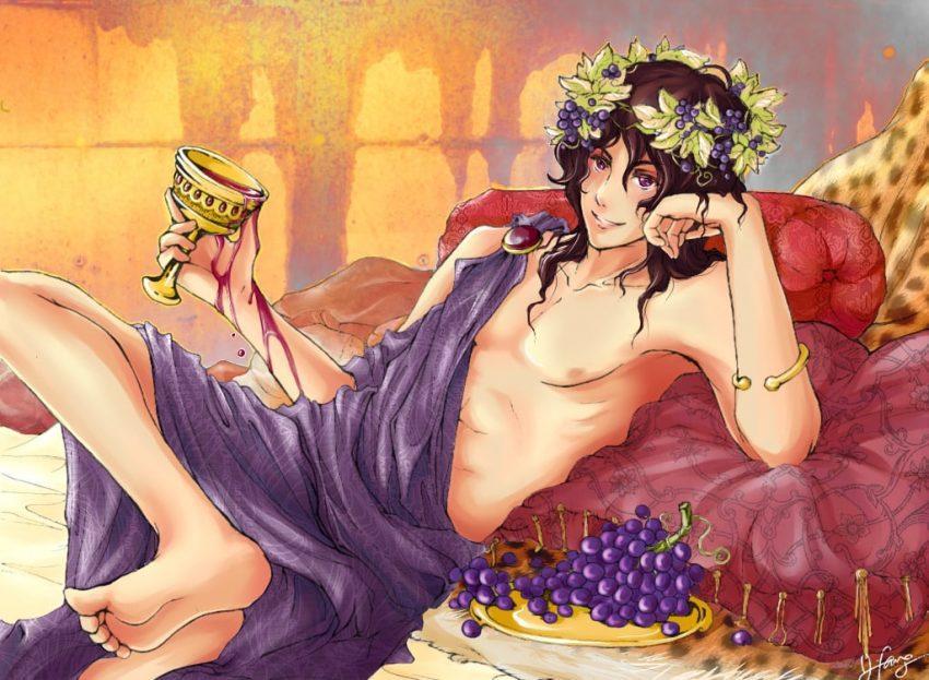 Dioniso Mito Nacimiento