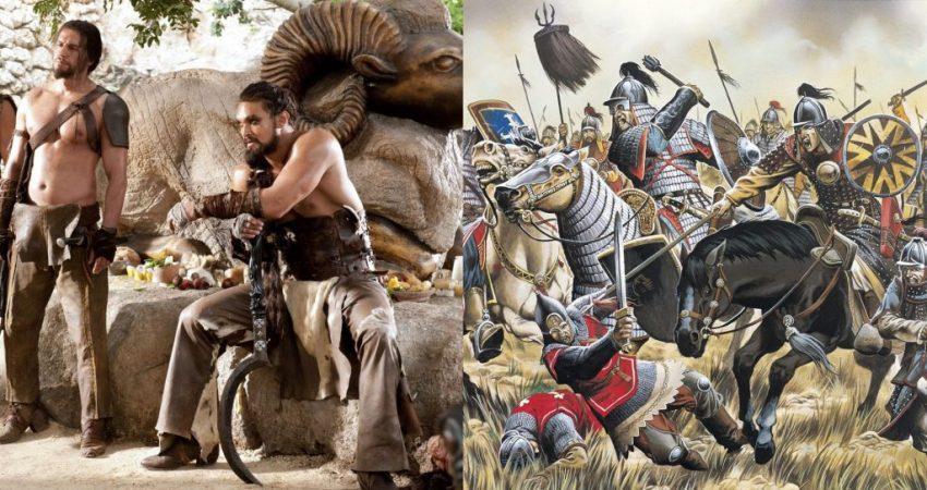 dothraki mongoles