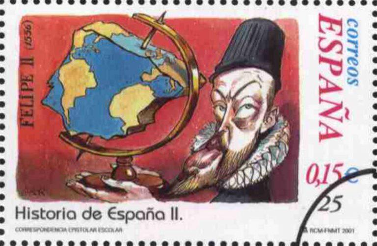 El príncipe Felipe II de España se va de Erasmus a los dominios de papá