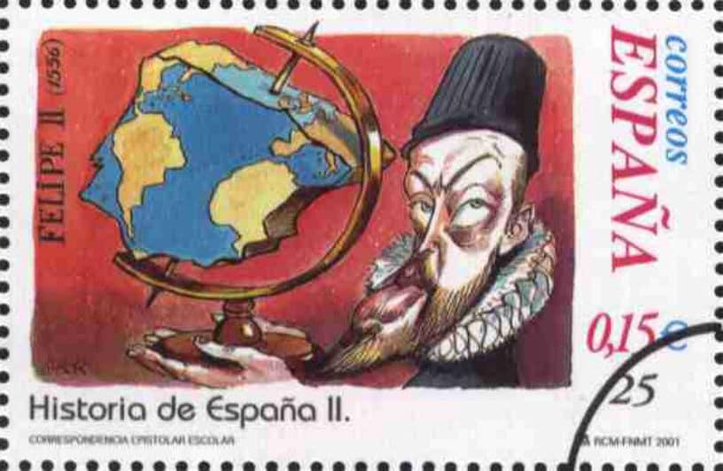 Felipe II de España por Europa, arquitectura efímera