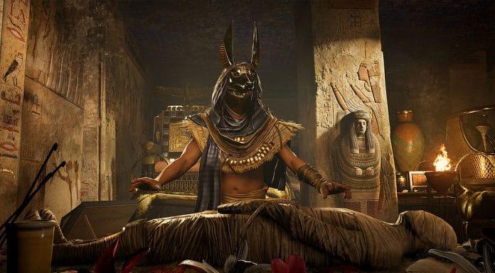 la momificación en el antiguo Egipto