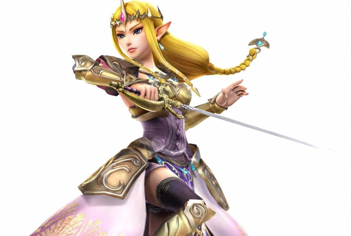 Zelda princesa del videojuego - historia real