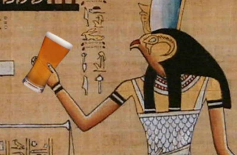cerveza egipcia receta