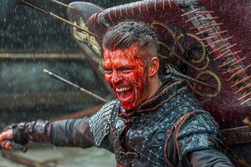 vikingos berserker Ivar