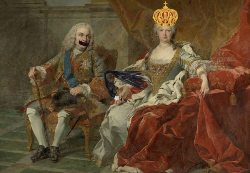 Isabel de Farnesio Reina de España