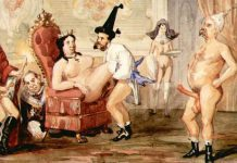 los borbones en pelota - Isabel II la reina ninfomana