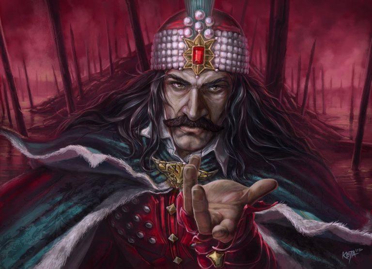 Vlad Tepes, el príncipe origen de la leyenda del Conde Drácula