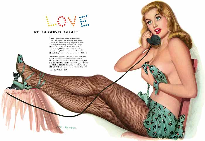 pin up esquire magazine