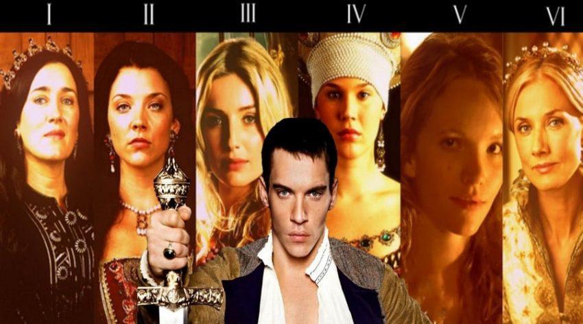 Enrique VIII - Octavio y sus esposas