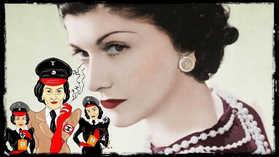 Coco Chanel espía nazi