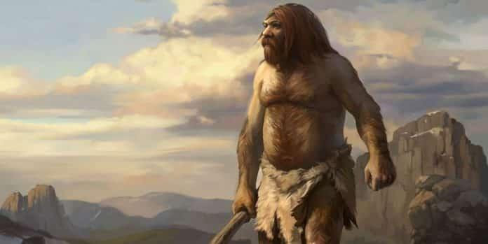 Que fue el neandertal