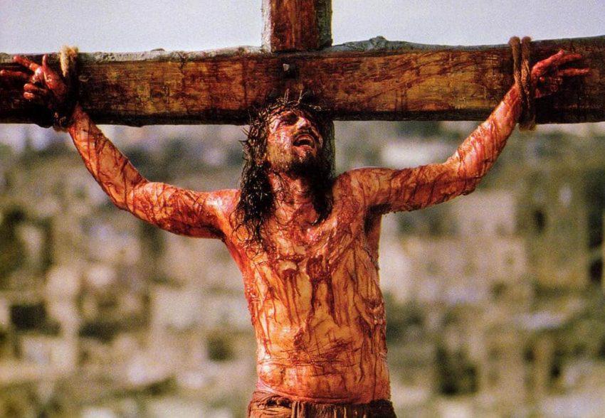 Jesús crucificado - Pasión de Cristo
