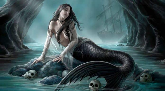 Sirenas mitología griega