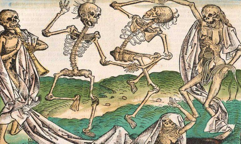 La epidemia de Baile de san Vito que se convirtió en un baile mortal. Let´s dance Frau Troffea!