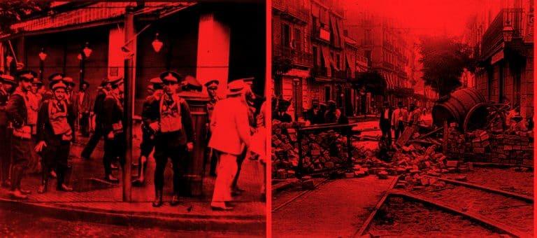 La Rosa de Fuego: Barcelona. Los crímenes del Liceu y las Ramblas y la semana trágica