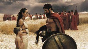 Reina Gorgo de Esparta, esposa de Leónidas