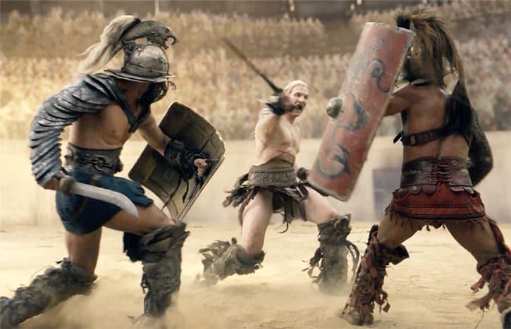 juegos de gladiadores gladiador