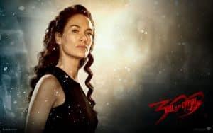 Reina Gorgo de Esparta, esposa de Leónidas. Imagen de la película 300 (Rise of an Empire)
