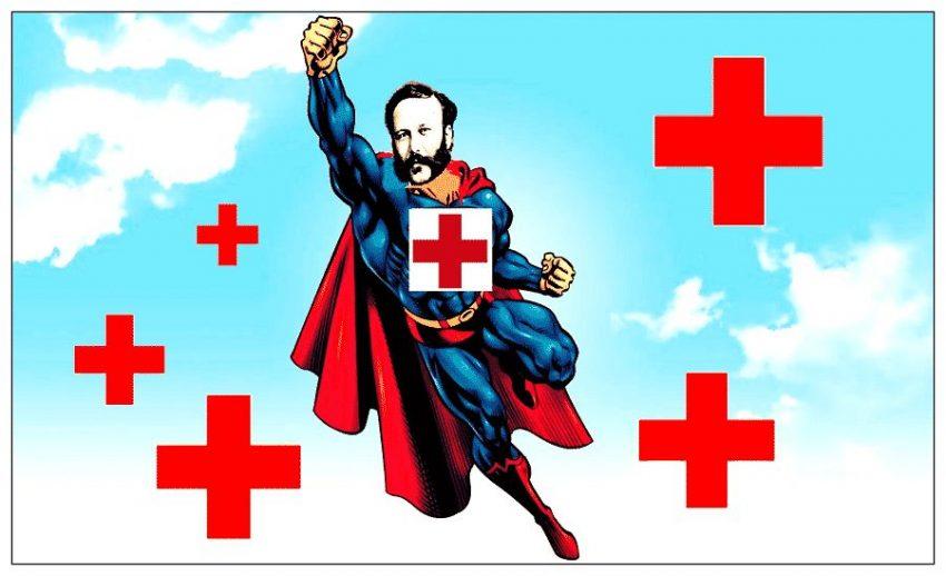 Henry Dunant - padre Cruz Roja