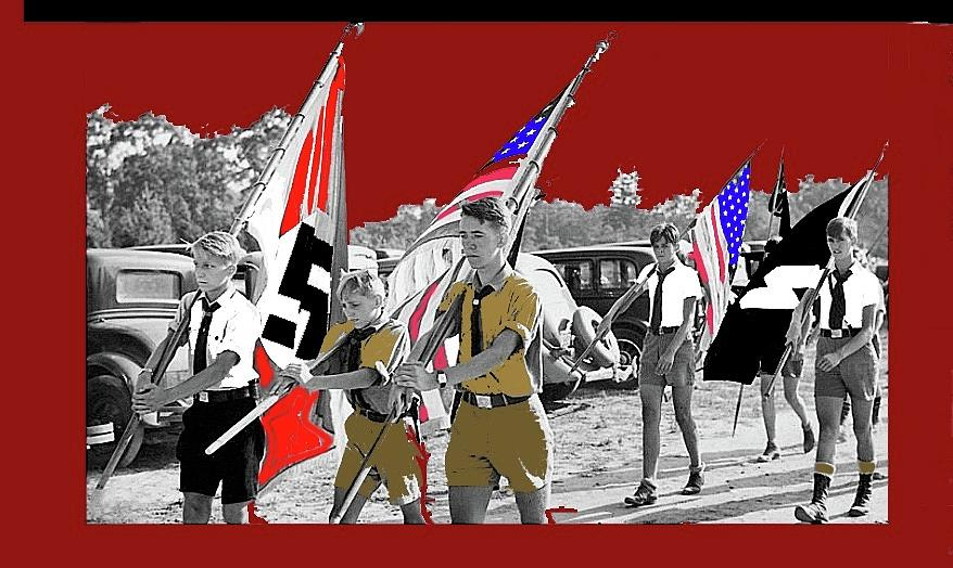 german-american bund - Partido Nazi estadounidenses
