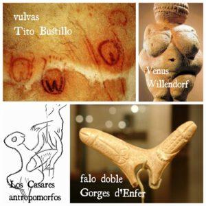 Arte porno prehistóric- Venus paleolíticas y el sexo