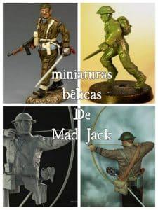 miniaturas de Mad Jack el loco