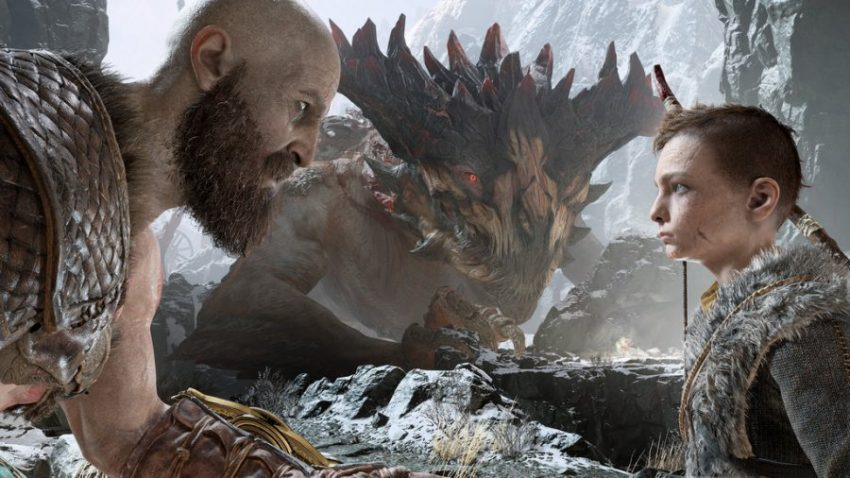 God of War 4 , Kratos y los dioses nórdicos