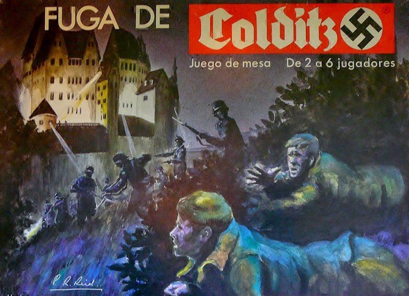 Fuga de Colditz - Prisión nazi