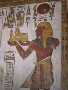 Ramses III templo Ramses III muerte Ramses III asesinado