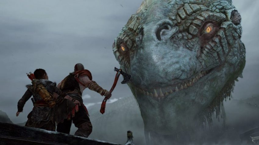 God of War 4, Kratos y los dioses nórdicos