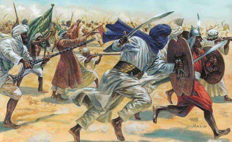 El fin de los musulmanes fatimíes, la historia de una muerte anunciada