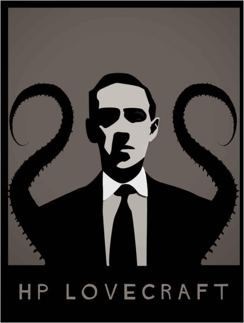 H. P. Lovecraft.