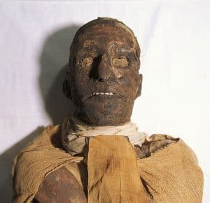 Ramsés III momia
