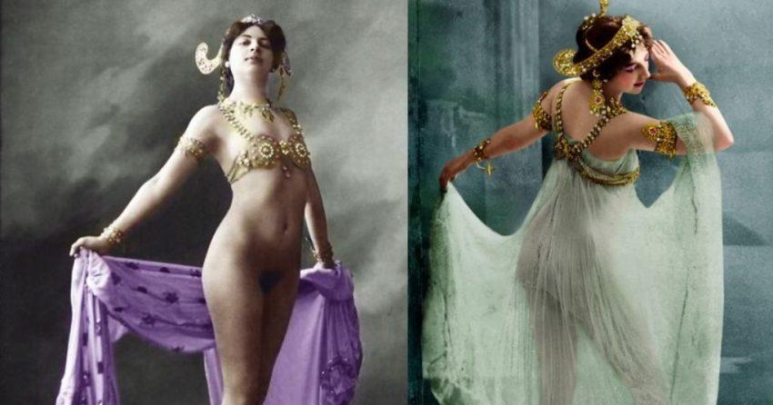 Mata Hari - historia verdadera espía o bailarina