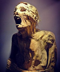 Momia gritona Ramses III